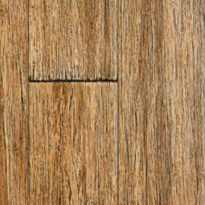 9/16&#034; x 5-1/8 Hanshan Strand Handscraped Bamboo